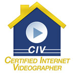 Property Management Certified Internet Videographer Badge