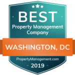 Propertymanagent.com Best PM Company Washington DC 2019