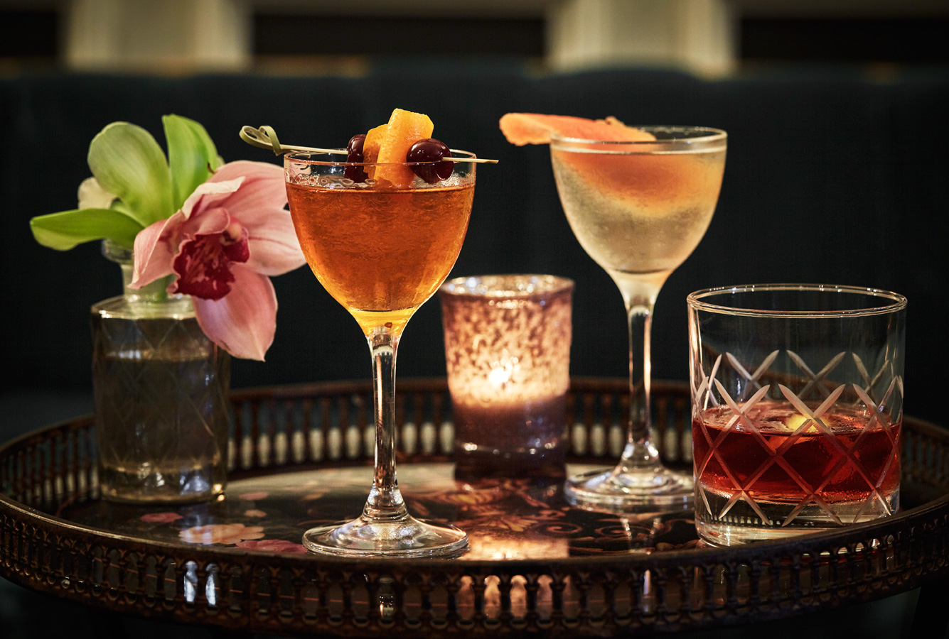 Jack Rose Adams Morgan Cocktails