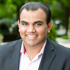 AW Manage LLC Property Management headshot for leasing agent Pritesh Patel