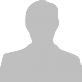 Photo of blank person since there is no image of the person